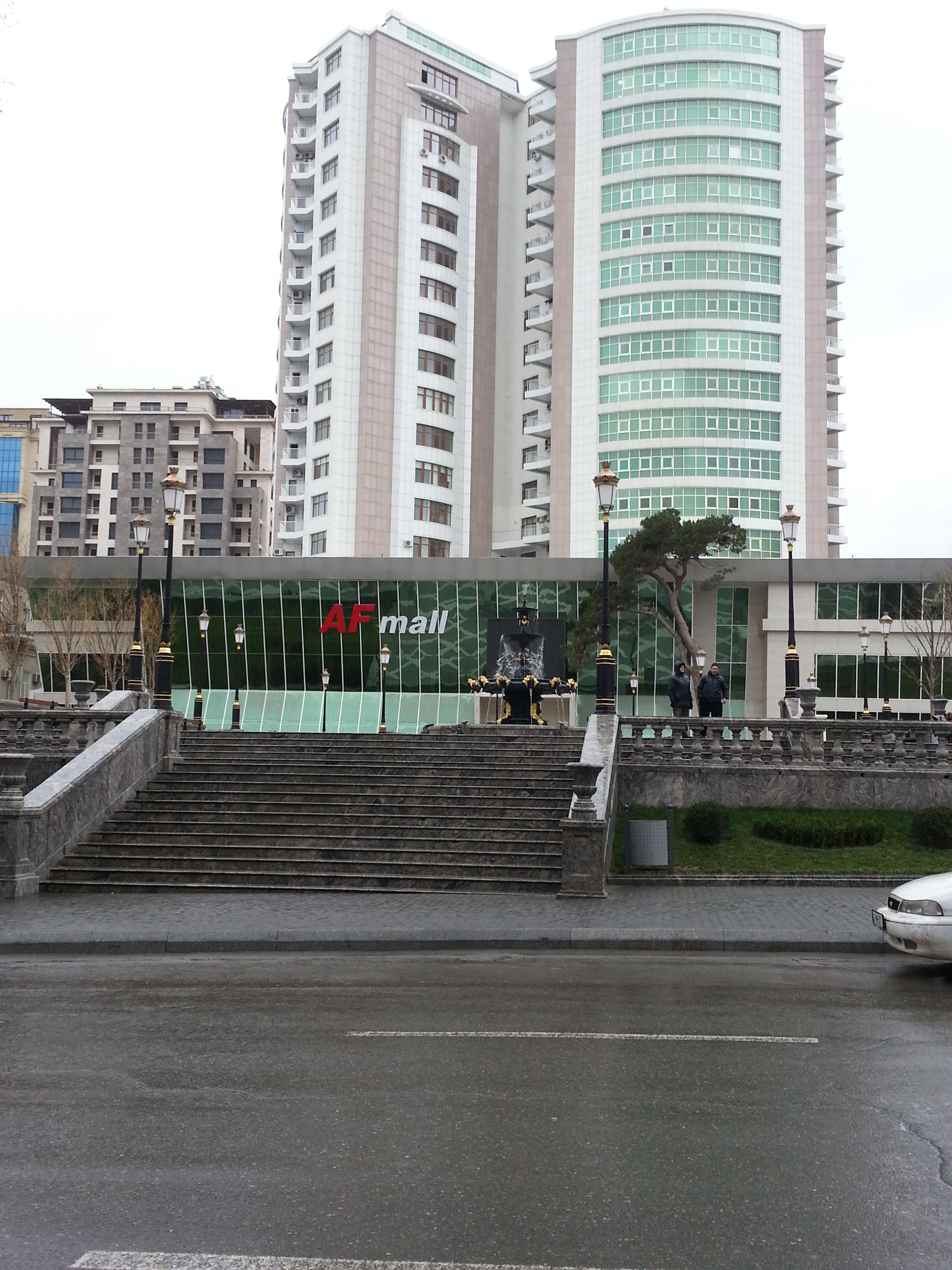 Работа в Баку, Af Holding