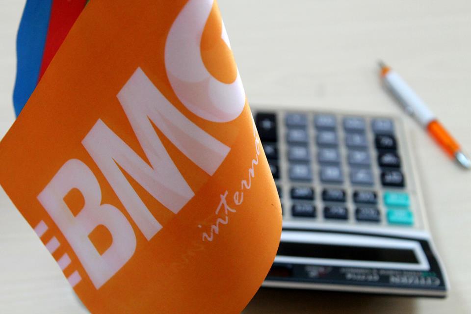 Работа в Баку, BMG